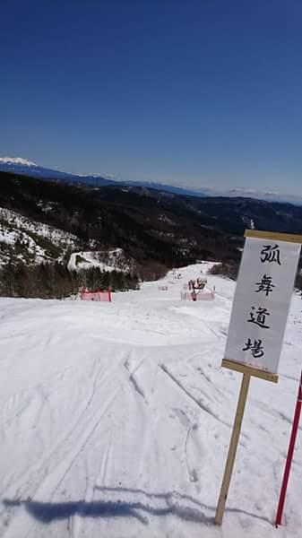 すっかり春スキーですね