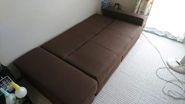 ベッド買いました